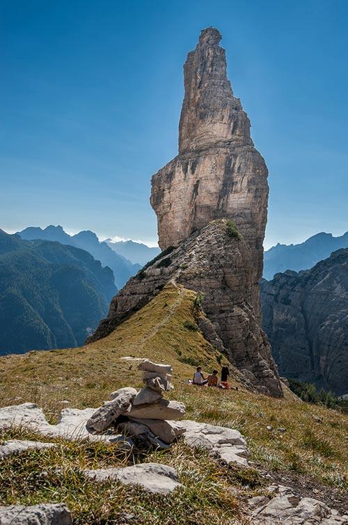 Il campanile Valmontanaia - Federico Benvenuto - fedegrafo.it